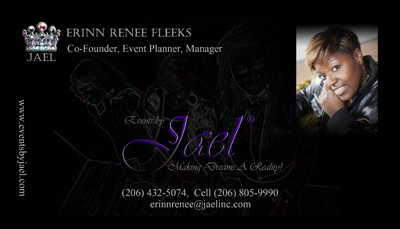 Business Card Graphics Design