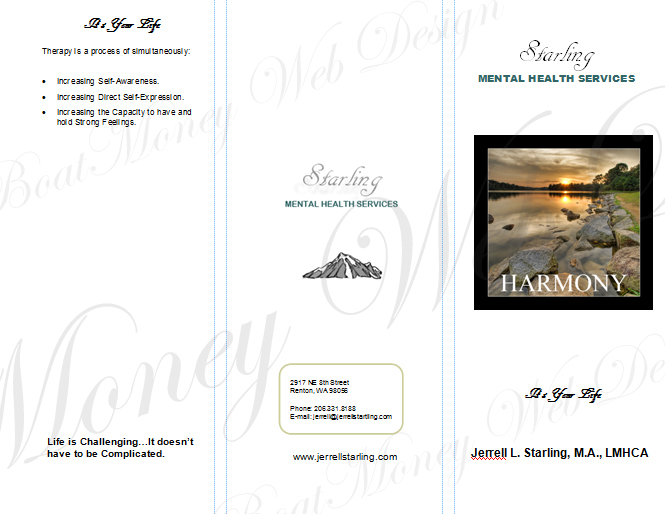 Brochure Graphics Design